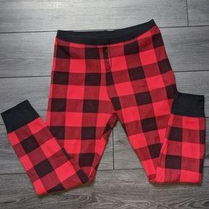 Old Navy Flannel Long John Pants